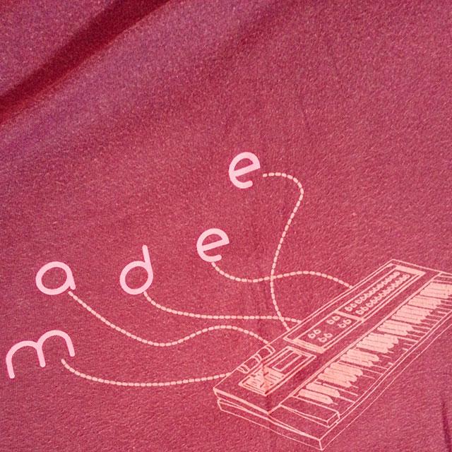 camiseta madee